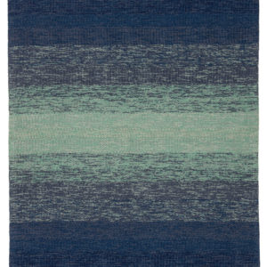 Jaipur Living Blaze Indoor/ Outdoor Ombre Blue/ Green Area Rug (2'X3')