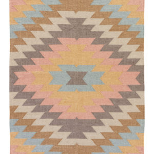 Jaipur Living Mojave Indoor/ Outdoor Geometric Multicolor Area Rug (2'X3')