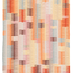 Jaipur Living Carver Indoor/ Outdoor Abstract Orange/ Brown Area Rug (2'X3')