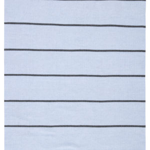 Jaipur Living Corbina Indoor/ Outdoor Stripes Light Blue/ Gray Area Rug (2'X3')