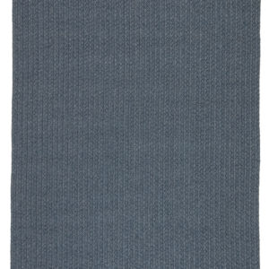 Jaipur Living Iver Indoor/ Outdoor Solid Blue/ Gray Area Rug (2'X3')