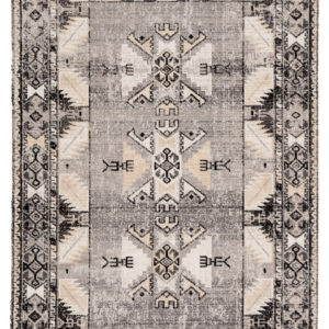 Jaipur Living Paloma Indoor/ Outdoor Tribal Gray/ Beige Area Rug (2'X3')