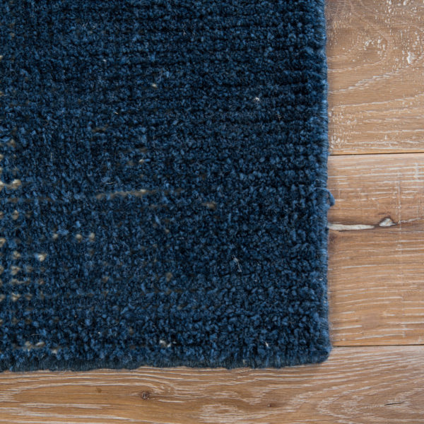 Jaipur Living Limon Indoor/ Outdoor Solid Indigo Area Rug (2'X3')