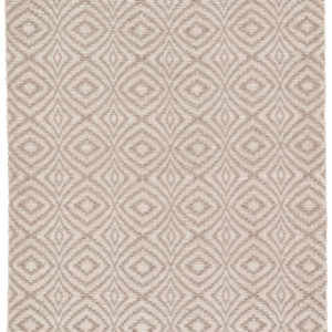 Jaipur Living Flume Indoor/ Outdoor Trellis Taupe/ Cream Area Rug (2'X3')