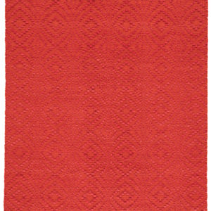 Jaipur Living Flume Indoor/ Outdoor Trellis Red/ Orange Area Rug (2'X3')