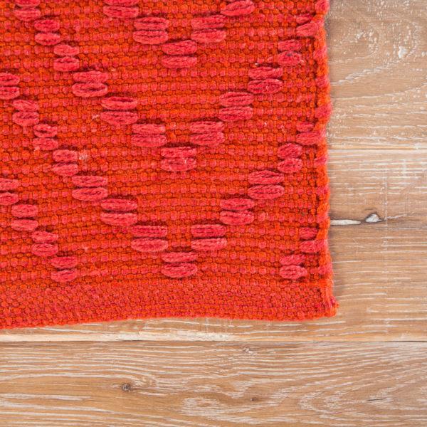 Jaipur Living Flume Indoor/ Outdoor Trellis Red/ Orange Area Rug (2'X3')