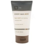 Every Man Jack Face Scrub Fragrance Free (1x5 Oz)