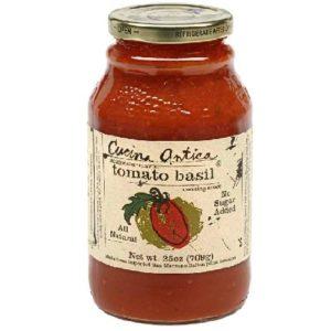 Cucina Antica Tomato Basil Sauce (12x25 Oz)