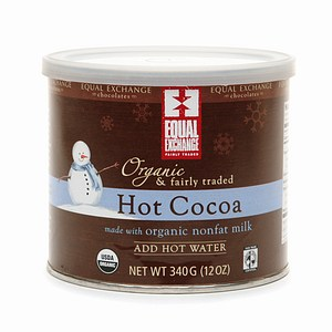 Equal Exchange Hot Cocoa (6x12 Oz)