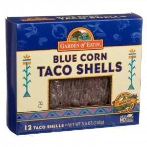 Garden Of Eatin Blue Corn Taco Shells (12x5.5 Oz)