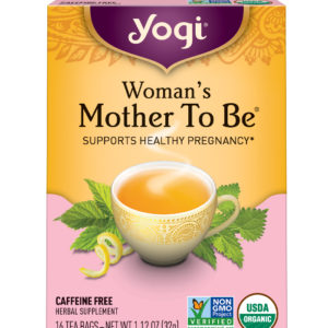Yogi Woman's Mother-To-Be Tea (6x16 Bag)