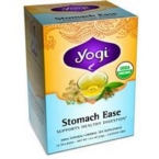 Yogi Stomach Ease Tea (6x16 Bag)