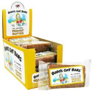 Bobo's Oat Bars All Natural Peanut Butter Oat Bar (12x3 Oz)
