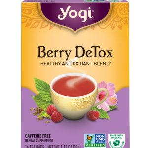 Yogi Berry Detox Tea (6x16 Bag)