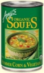 Amy's Kitchen Summer Corn & Vegetable Soup (12x14.5 Oz)