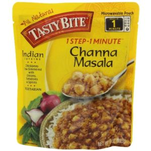 Tasty Bite Channa Masala Entree (6x10 Oz)