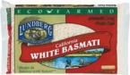 Lundberg Farms Eco-Farmed Basmati White Rice (1x25lb)