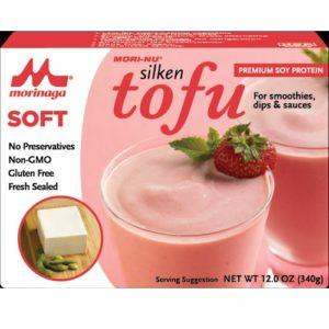 Mori Nu Silken Tofu Soft Tetra (12x12 Oz)