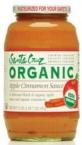 Santa Cruz Organic Cinnamon Applesauce (12x23 Oz)