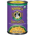 Annie's Homegrown Bernie O's With Tomato & Cheese (12x15 Oz)