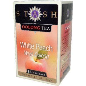 Stash Tea Oolong White Peach Wuy Tea (6x18 CT)