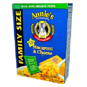 Annie's Family Size Macaroni & Cheese (6x10.5 Oz)