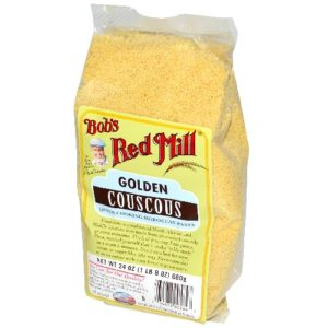 Bob's Red Mill Golden Couscous (4x24 Oz)