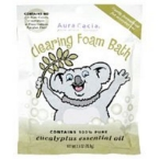 Aura Cacia Kids Clearing Foam Bath (6x2.5 Oz)