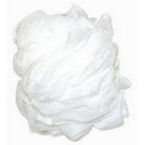 Earth Therapeutics Blossom White Body Sponge (1xSponge)