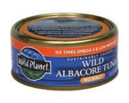 Wild Planet Wild Albacore Tuna Low Mercury N/ (12x5 Oz)