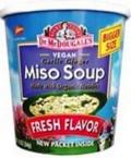 Dr. McDougall's Miso Big Soup Cup (6x1.9 Oz)