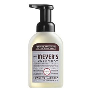 Mrs Meyers Clean Day Foaming, Lavender (6x10 OZ)