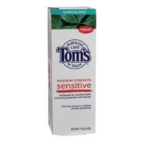 Tom's Of Maine Sensitive Soothing Mint Fluoride Toothpaste (6x4 Oz)
