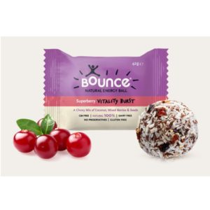 Bounce Superberry Vitality Burst (12x1.48 OZ)