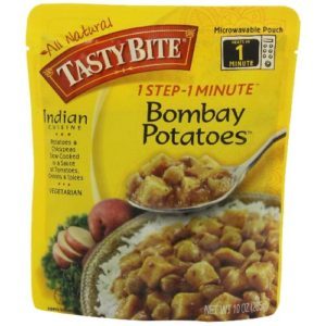 Tasty Bite Bombay Potatoes Entree (6x10 Oz)