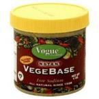 Vogue Cuisine vegetable Soup Base (12x4 Oz)
