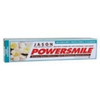 Jason's Powersmile Vanilla Mint Toothpaste (1x6 Oz)