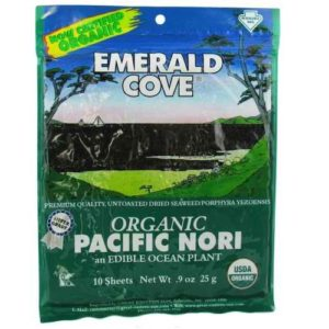 Emerald Cove Nori (6x.9 Oz)
