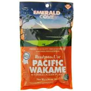 Emerald Cove Wakame Sea vegetables (6x1.76 Oz)