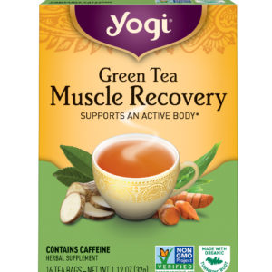 Yogi Active Body Green Tea (6x16 Bag)