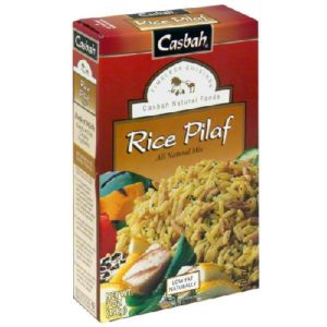 Casbah Rice Pilaf (12x7 Oz)