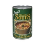 Amy's Kitchen Vegetable Barley Soup Low Fat (12x14.1 Oz)