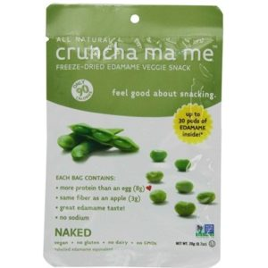 Cruncha Ma-Me Edamame Naked (8x0.7OZ )