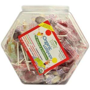 Yummy Earth Lollipop Counter Bin (1x150 CT)
