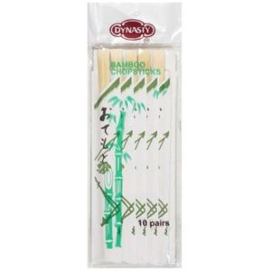Dynasty Bamboo Chopsticks (12x10 CT)