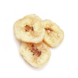 Dried Fruit Banana Chips Sweetened (1x14LB )