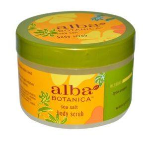 Alba Botanica Sea Salt Body Scrub (1x14.5 Oz)