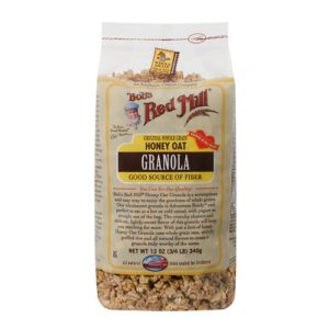 Bob's Red Mill Honey Oat Granola (1x25LB )