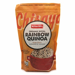 Alter Eco Quinoa Rainbow (1x25LB )