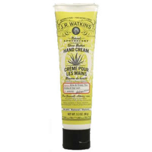 J.R. Watkins Aloe and Green Tea Hand Cream (1x3.3 Oz)